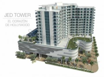 Jed Tower Hollywood - Sin Comisión - Pre Construcción