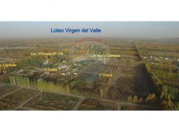 Terreno 2ª Etapa Loteo Virgen del Valle - Plottier