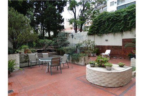 Depto 4amb C Dep Y Coch Patio Terraza Recoleta Capital