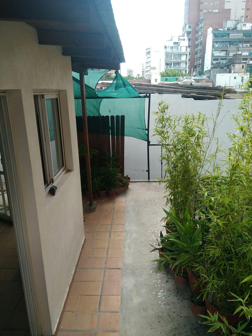 Caballito doblas 900 ph con patio y terraza capital for Inmobiliarias caballito