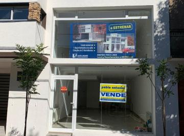 Local comercial · 100m² · 2 Ambientes · 2 Cocheras