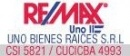 RE/MAX Uno II- Barrio norte