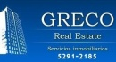 Consultora Greco - Real Estate